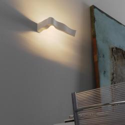 Yves Wall Lamp white 1x200w R7s 115