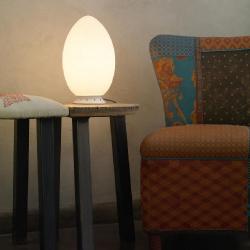 Uovo Wall Lamp white 17x8x26cm 1x60w G9 (HL)