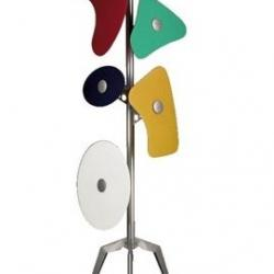 Orbital lámpara of Floor Lamp Multicolour