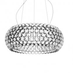 Caboche large Pendant Lamp Transparent