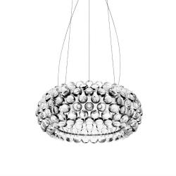 Caboche LED Pendant Lamp ø50cm LED 35w 3000K Transparent