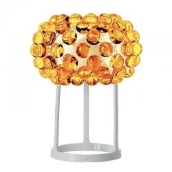 Caboche Lampe de table Petite Or Jaune