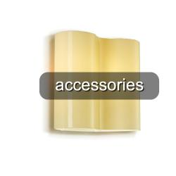 Double 07 Spare Accessory Glass Ivory