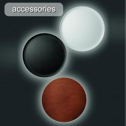 Solar Accessory Spare Disc Solar Outdoor Brown