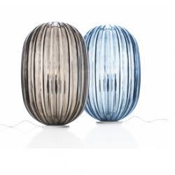 Plass Moyenne Lampe de table E27 - 150w - Gris