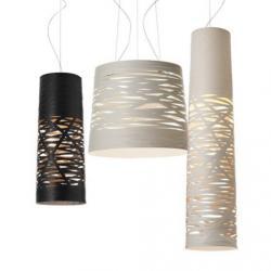 Tress lamp Pendant Lamp Medium Grey