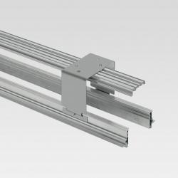 Module estructural hub Encastré minimal long 2404 mmxfaux plafond 12,5 mm.