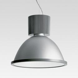 Central 41 42 Lámpara Colgante con emisión de luz Directa con Difusor en Aluminio