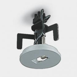 Placa plaque pour aplicación en le faux plafond
