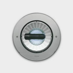 Light Up Light Recessed circular óptica simétrica flood fixed