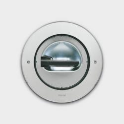 Light Up Light Recessed circular óptica Wall Washer fixed