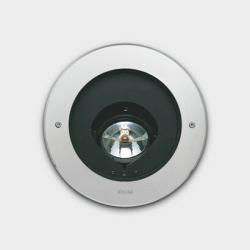 Light Up Light Recessed circular óptica simétrica adjustable 0° 15°