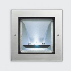 Light Up Walk Professional Recessed halogenuros metálicos/vapor of Sodium 70W HIT DE/HST of óptica wall washer