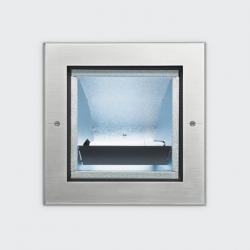 Light Up Walk Professional Recessed Fluorescent 26/32/42W TC TEL óptica wall washer