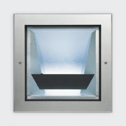 Light Up Walk Professional Recessed halogenuros metálicos 250W HIT of óptica wall washer