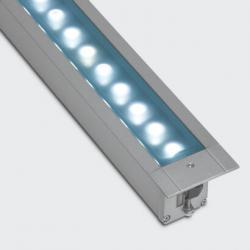 Linealucex1w white neutral 4200K óptica flood