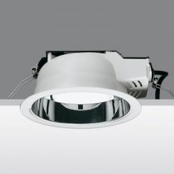 Sistema Easy Fl Recessed Complete of electronic equipment with intensity regulator of flujo bright digital (DALI) 2x32W TC TEL
