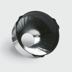 Reflectores Intercambiables para Làmparas Halógenas B.v óptica Spot Reflectores intercambiables para làmparas Halógenas b.v óptica spot