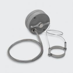 Base de Alimentación 5 Polos con Cables para Suspensión Vertical Individual Base de alimentación 5 Polos con Cables para Suspensión vertical individual