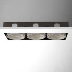 Cardan Combi (body of Recessed) triple without Framework