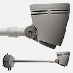 Serie Acqua Wall Lamp projector G8,5 HIT TC 20W IP67