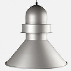 Serie 7000 Pendant Lamp ø39cm G24d-3 TC D 2x26w Aluminium and steel
