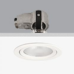 Cool Downlight with lampshade ø10,7cm Gx5,3 QR-CB 51 12v 50w