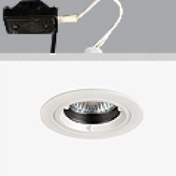 Turn & Fix Downlight elevado ø8cm G5,3 QR-CB 51 12v 50w