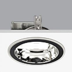 Serie 8000 Dowlight ø22cm Reflector Plata G24d-1 TC D 2x13w
