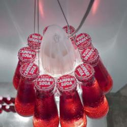 Campari light (cable 550cm) Pendant Lamp