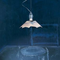 Lucetto Lámpara Colgante Transparente 125cm