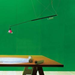 Max mover Lámpara Suspensión 300cm.