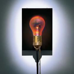 Dead bulb alive Aplique