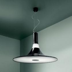 Icon S Pendant Lamp Halogenuro 150 white Pulido