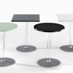 TopTop table Small tallada round ø60cm