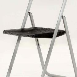 Honeycomb chair plegable