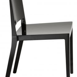 Lizz sedia (2 unità di imballaggio)