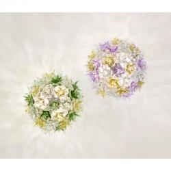 Bloom New Wand-/Deckenleuchte ø28cm G9 3x33w