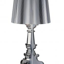 Bourgie Table lamp Metallic with dimmer E14 IBA max 3x28W Halo