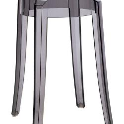 Charles Ghost small stool 46cm (2 units packaging)