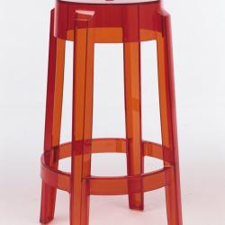 Charles Ghost medium stool 65cm (2 units packaging)