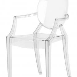 Lou Lou Ghost chair childish (4 units packaging)