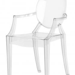 Lou Lou Ghost sedia infantile (4 unità di imballaggio)