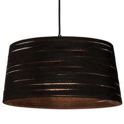Magma (Accessory) lampshade estriada 45cm black