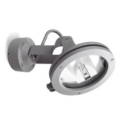 Skade LED Wall lamp/projector Outdoor ø18x27cm LED FORTIMO 14.5w 4000K Grey