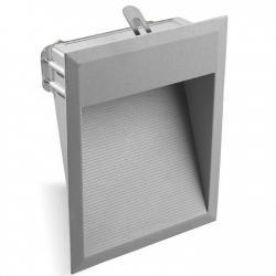 Micenas Recessed 23cm LED 27 x 0.1w 6500K Grey