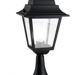 Olimpo Sobremuro 22x22x51cm negro