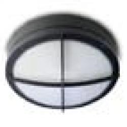 Ariadna Wall lamp/ceiling lamp ø26x10cm Grey Urbano