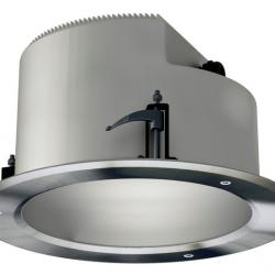 Gea Downlight Empotrable ø26x14cm GX24d-3 acero Inoxidable AISI 304