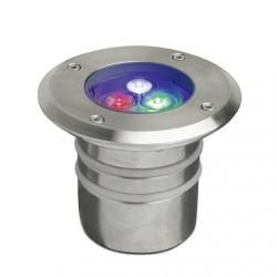 Aqua Recessed swimming Pool LED RBG 3W IP68